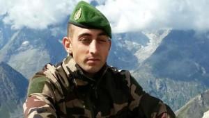 Guarda la versione ingrandita di Francia, Samuel Simi, militare italiano morto nella valanga