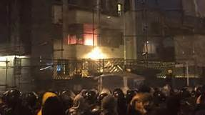 L attacco all'ambasciata saudita a Teheran