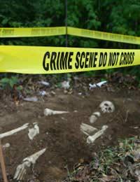 """""""Scena del crimine"""": la più antica, 10mila anni fa in Kenya"""