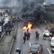 Parigi sciopero taxi, martedì nero: scontri e 20 arresti FOTO