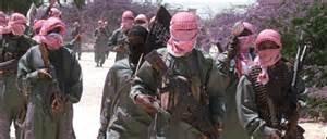 Terroristi di al Shabab