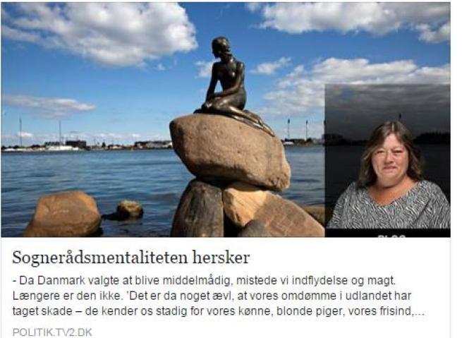 """Sirenetta Copenaghen """"troppo nuda"""": Facebook censura FOTO"""