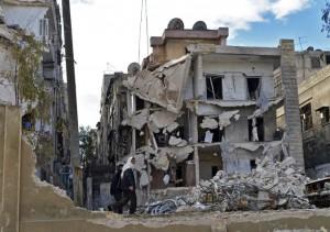 """Siria, media: """"Isis ha u****o 300 persone a Deir Ezzor"""" (foto Ansa)"""