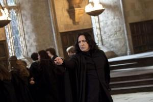 Addio Alan Rickman: morto professor Piton di Harry Potter