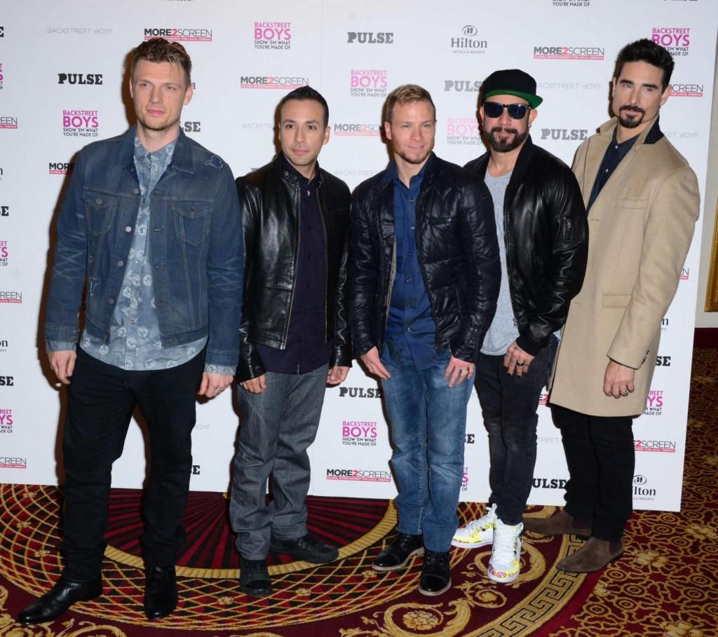 Nick Carter (Backstreet Boys) arrestato: la foto segnaletica 05