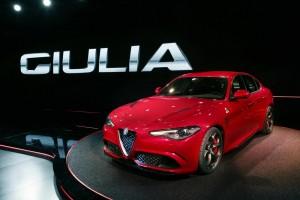 Guarda la versione ingrandita di Alfa Romeo Giulia (LaPresse)
