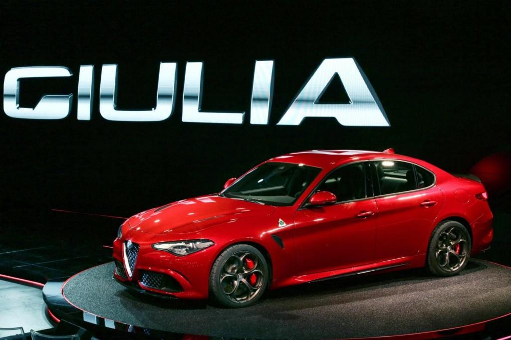 Alfa Romeo Giulia, a quando produzione dei modelli di serie 03