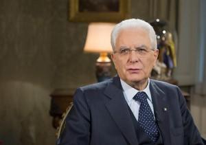 """VIDEO- Mattarella: """"Gli immigrati pericolosi vanno espulsi"""""""