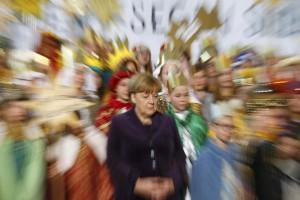 Berlino, evacuato ufficio Angela Merkel per pacco sospetto