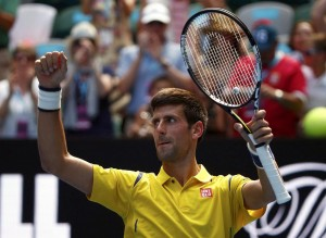 Guarda la versione ingrandita di Djokovic (LaPresse)
