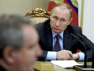 Guarda la versione ingrandita di Vladimir Putin (LaPresse)