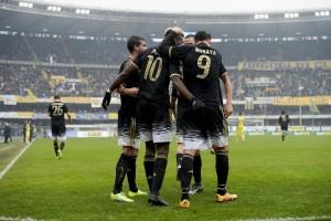 Guarda la versione ingrandita di Chievo – Juventus 0-4, pagelle-highlights: Morata doppietta