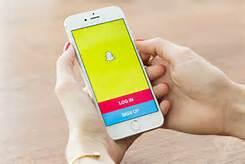 Snapchat in funzione