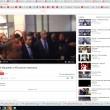 YOUTUBE Luciano Spalletti a Roma: ressa tifosi a Fiumicino7
