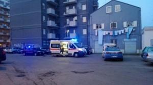 Guarda la versione ingrandita di Pescara, sparatoria in strada: uccisi un uomo e una donna