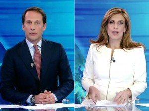 Matteo Berti e Cristina Bianchino