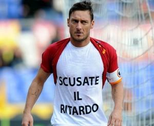 Roma-Milan: Totti e Salah convocati, Cerci no (sarà ceduto)