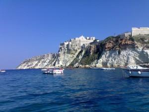 Guarda la versione ingrandita di Isole Tremiti (foto Ansa)
