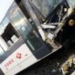 YOUTUBE Cagliari: scontro treni metropolitana, molti feriti2
