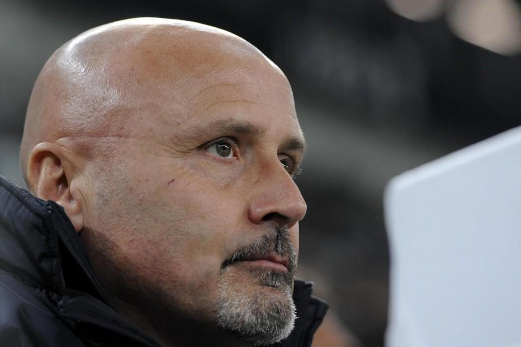 Palermo-Udinese, Colantuono nella foto Lapresse