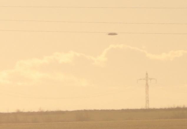 YOUTUBE Ufo inseguito da aerei militari in Bulgaria6