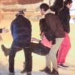 YOUTUBE Val d'Isere, Magaluf su neve: inglesi ubriachi e...2