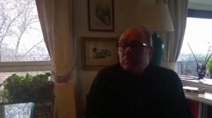 """Carlo Verdone, auguri a De Sica: """"Quanti sò Crì?"""""""