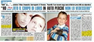 """Veronica Panarello, confessione choc: """"Caricai corpicino..."""""""