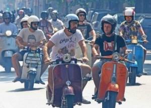 Genova, Vespe bandite dalle 7 alle 7: inquinano troppo