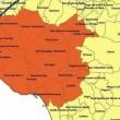 Vesuvio, metà Napoli nella mappa del rischio