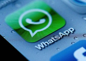 Guarda la versione ingrandita di L'app di WhatsApp