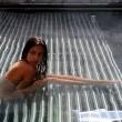 Madalina Ghenea, valletta Sanremo nuda e sexy in Youth2