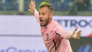 """Calciomercato Palermo, Zamparini scarica Gilardino: """"Non..."""""""