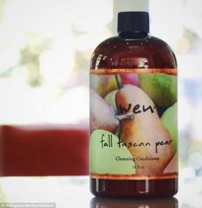 Guarda la versione ingrandita di Lo shampoo Wen