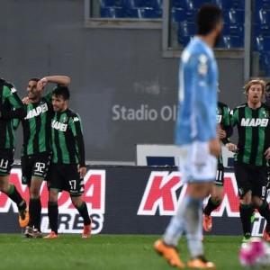 Serie A, Fiorentina-Napoli 1-1 e Lazio-Sassuolo 0-2
