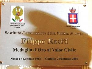 Filippo Raciti, restituiti casco e giubbotto a famiglia