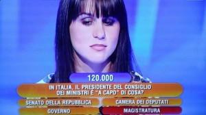 """L'Eredità: """"Matteo Renzi è a capo di...?"""". Gaffe in diretta"""