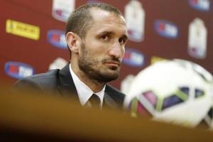 """Juve-Napoli, Chiellini out? Allegri: """"Recupero difficile"""""""