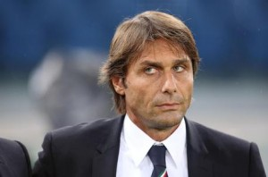 Guarda la versione ingrandita di Antonio Conte (foto Ansa)
