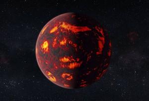 55 Cancri-e, pianeta simile alla Terra ma velenoso e rovente