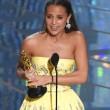 YOUTUBE Leonardo DiCaprio vince Oscar, la sua reazione 03