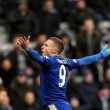 Leicester, Vardy nella foto Ansa