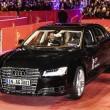 Audi A8 senza autista sul red carpet del Festival di Berlino 02