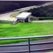 Aereo atterra su strada per guasto a turbina2