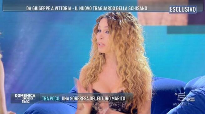 "Vittoria Schisano: ""Dopo copertina Playboy sogno Sanremo"" 05"