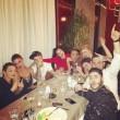 Belen Rodriguez e Fedez, cena insieme. Sono single e... 01