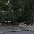 Diafra Sakho del West Ham distrugge Lamborghini2