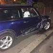 Diafra Sakho del West Ham distrugge Lamborghini