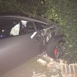 Diafra Sakho del West Ham distrugge Lamborghini9