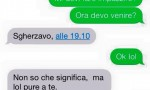 """Dillo con uno screenshot"", la pagina Facebook"